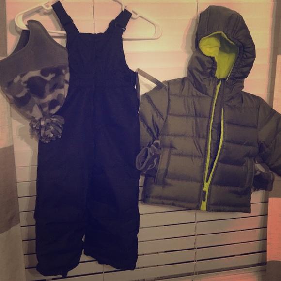09c8e5752 OshKosh B gosh Jackets   Coats